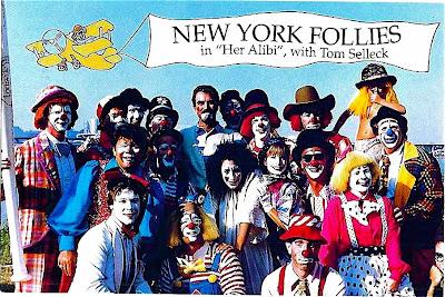 Pat Cashin S Clownalley Billy Vaughn Her Alibi 1989