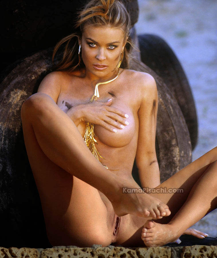 Carmen electra topless video, fuck the yang gril