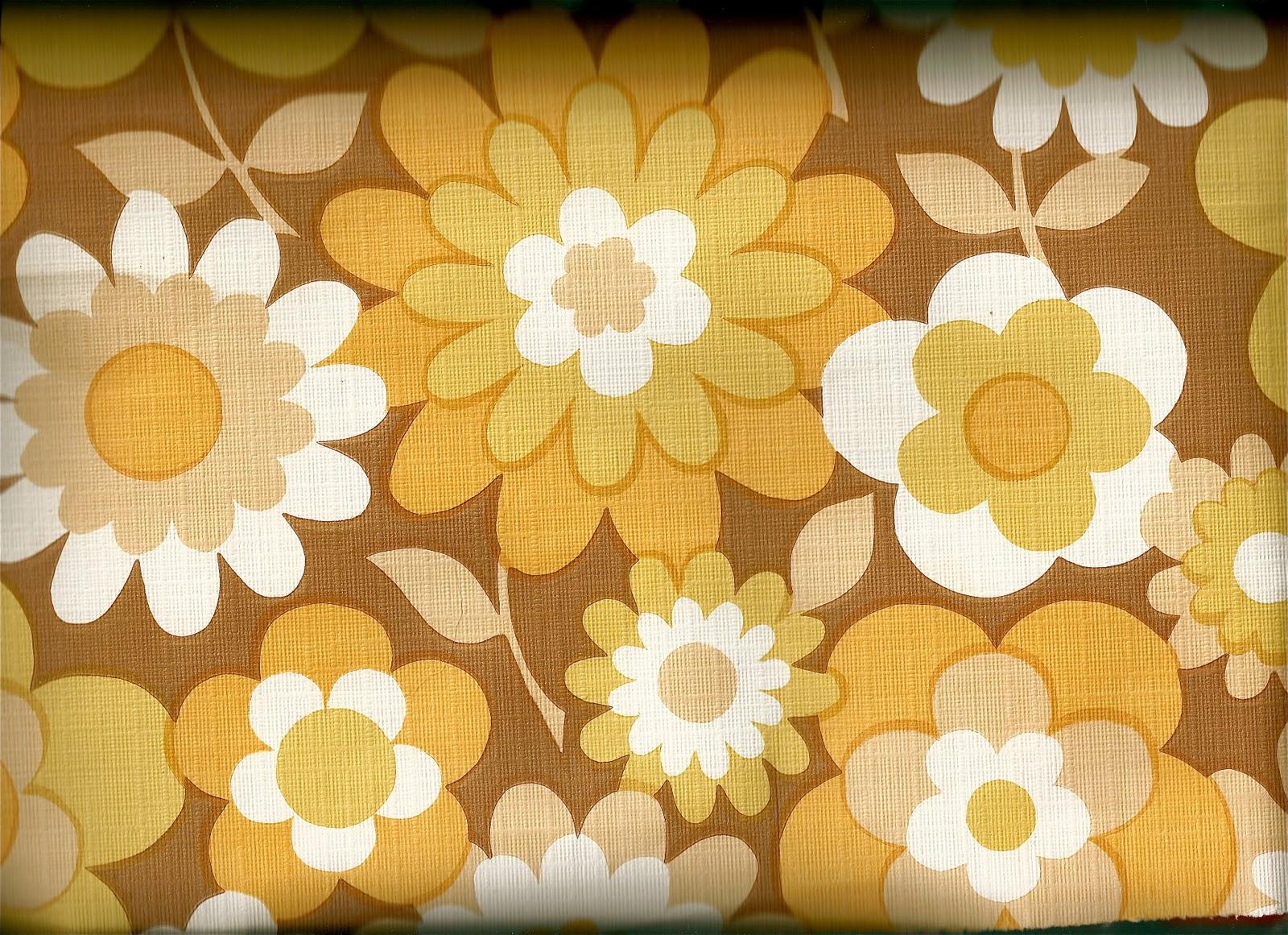 Pomme de Jour Blog: Vintage Wallpapers