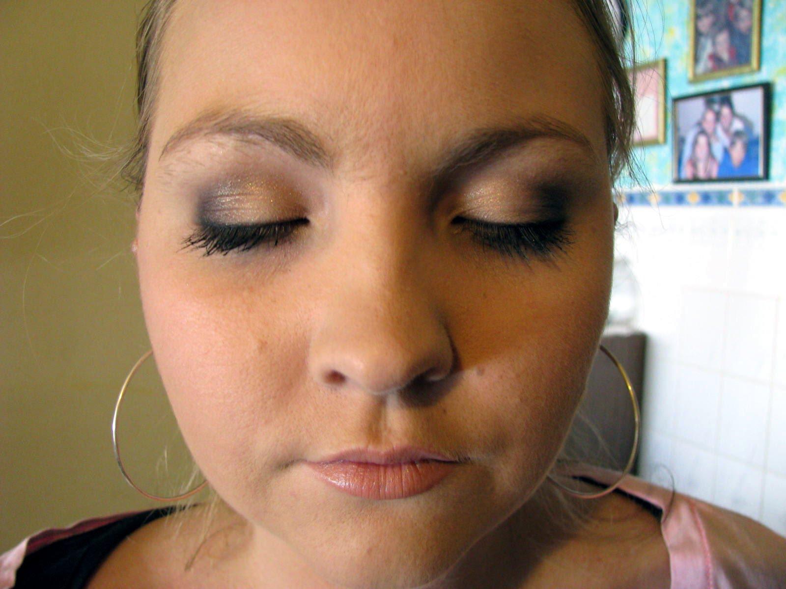 Wedding Makeup Trial