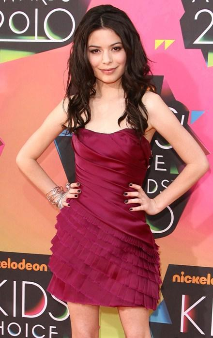 She has a good heart Miranda Cosgrove