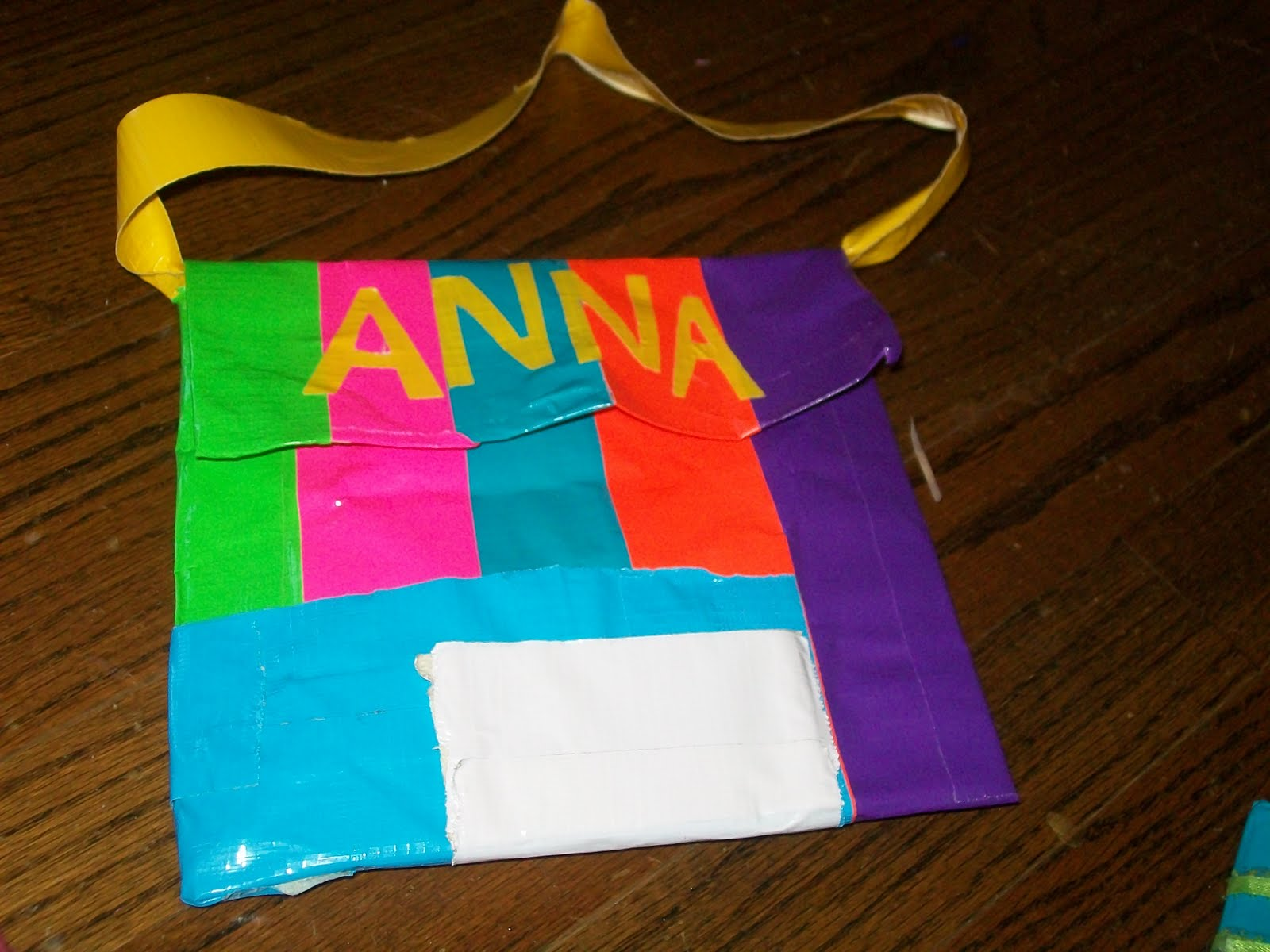 What is Bridget Reading?: Teen Event: Origami & Duct Tape ... |Duct Tape Creations