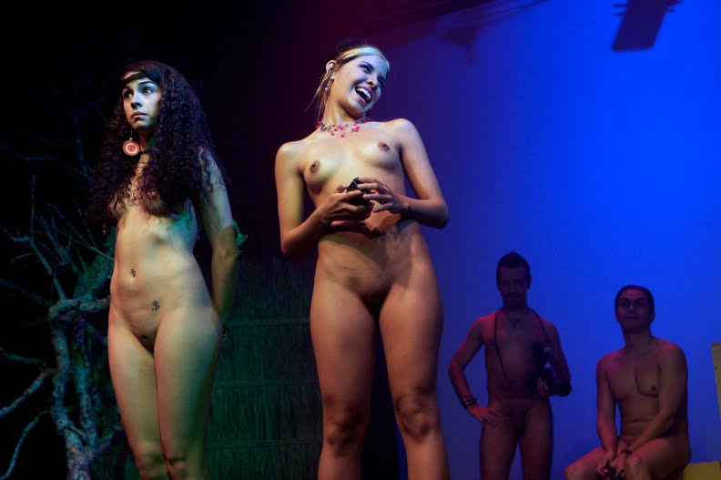 Naked theatre free movies