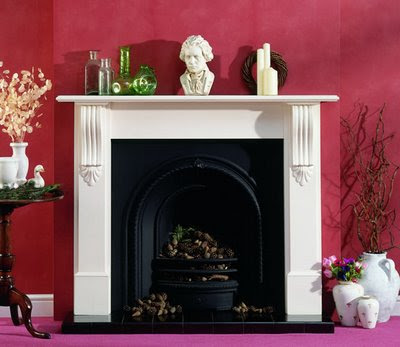 There A Lot Of Way To Create A Best Home Design, Fireplace Is One Of