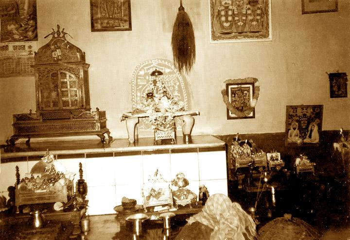 Mallick Bari Bhawanipur rare photo