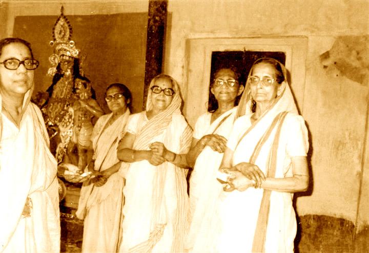Mallick Bari Bhawanipur bonedi bari