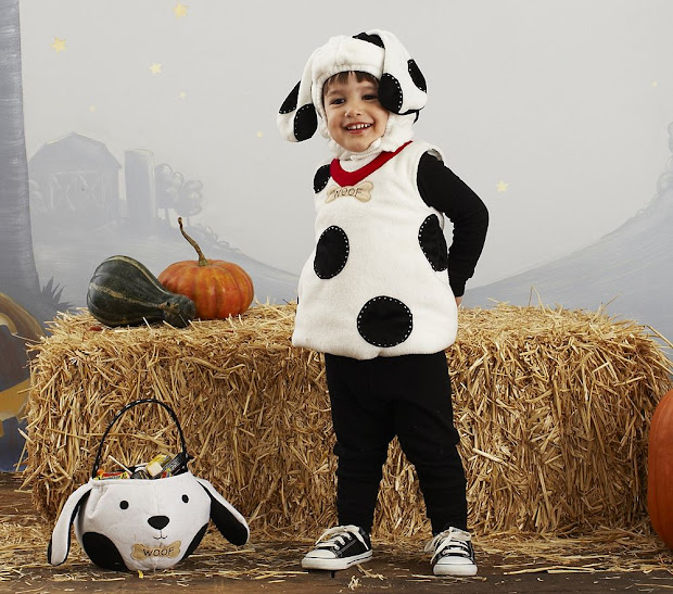 Nwt Pottery Barn Kids Treat Bag Puppy Dalmatian Dog