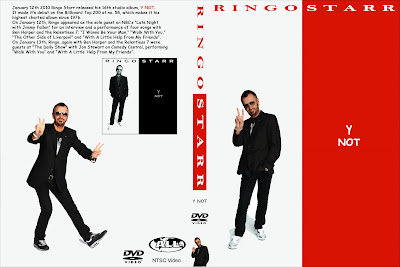 Ringo Starr Y Not DVD