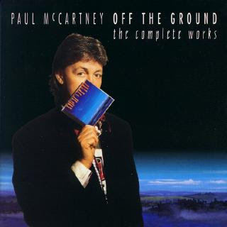 Paul McCartney's Off The Ground - The Complete Works german 2CD release