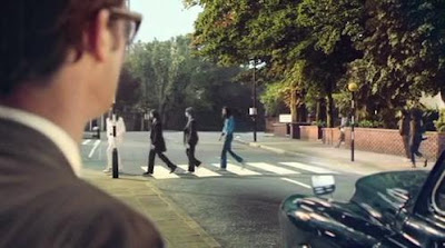 Abbey Road man