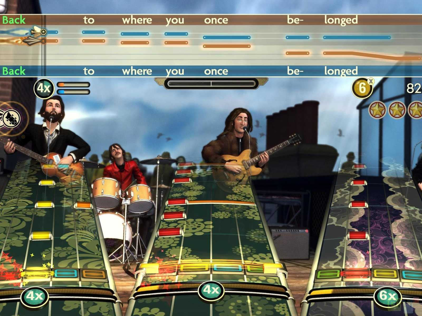 The Daily Beatle: The Beatles RockBand decrypted