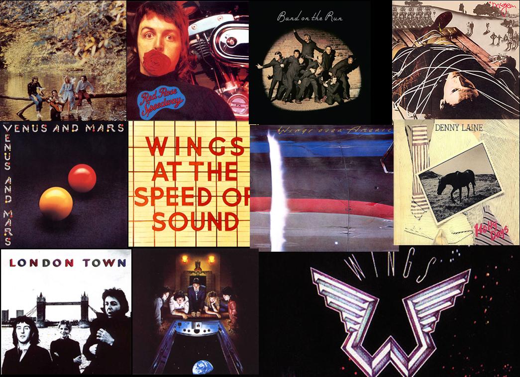 Wings Album