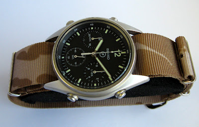 Seiko Military Watches