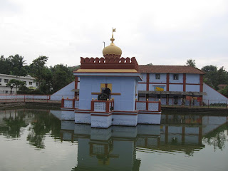 Indian Columbus: Omkareshwara Temple, Madikeri (Coorg)