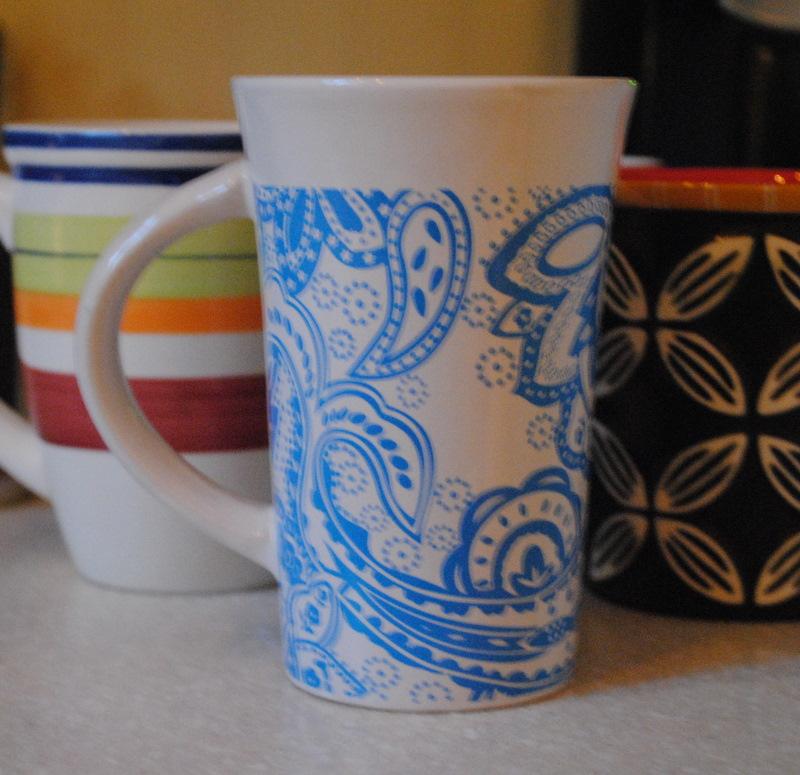 Jen's Ink Pen!: Mug Shots and a Coffee Bathroom
