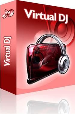 virtual Download Virtual DJ PRO 6.0.1 + Crack   Completo