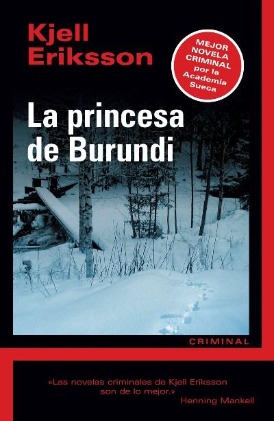 La princesa de Burund – Kjell Eriksson