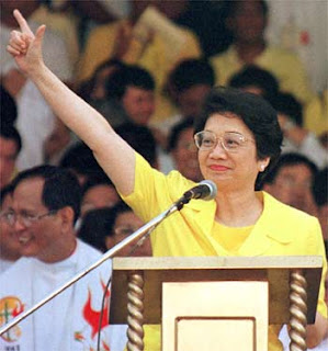 Corazon Aquino Speech