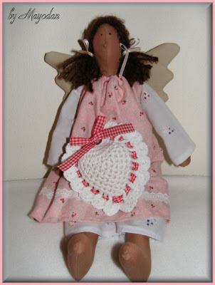 Engel Für Ein Geburtstagskind Mayodans Home Garden Crafts