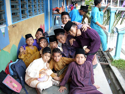 Good luck on your UPSR !!! | KeCiK SuKa MaiN BoLa