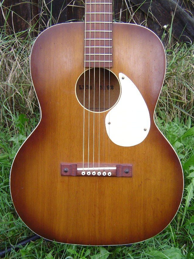 c 1960 Airline by Kay Guitar