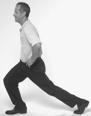 Stretching Tips and Guide: November 2008