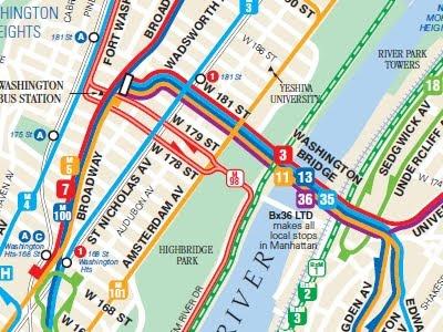 Cap N Transit Rides Again Why 181st Street Matters