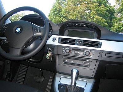 Auto Cars New 2006 Bmw 325i Interior Black Leather Aluminum Trim