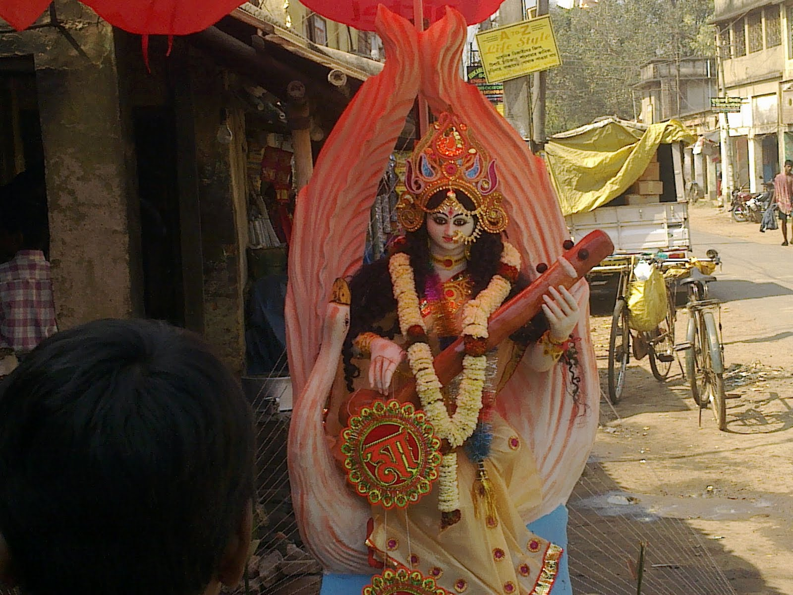 When is saraswati puja in kolkata home decorating ideas