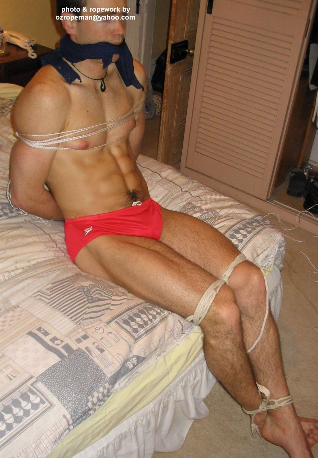 Speedos spanking boys gay joshuah gets it 9