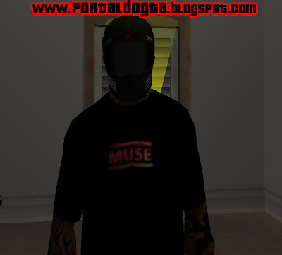 SA- Camiseta Muse T-Shirt