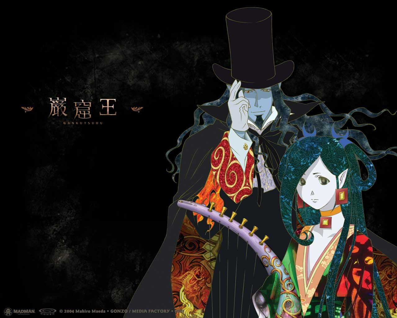 Anime Devil Wallpaper The World Of Anime Gankutsuou The Count Of Monte Cristo