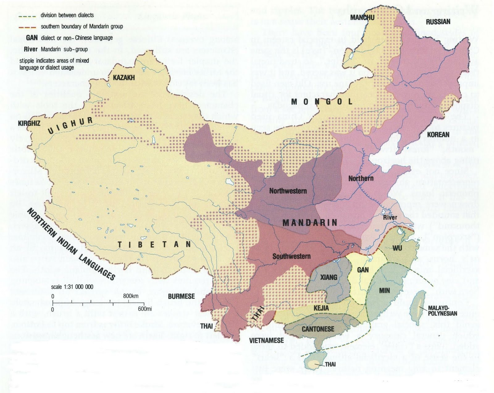 Linguistic Map Of China.Is Cantonese In Danger Of Extinction The Politics And Culture Of