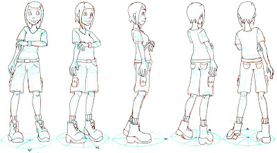 The Art Of Amy Animation Portfolio
