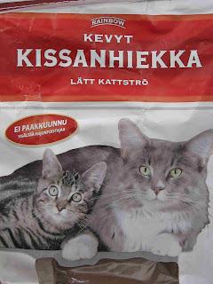 Raisio Bonsai Cat Litter As Inorganic Soil Alternative