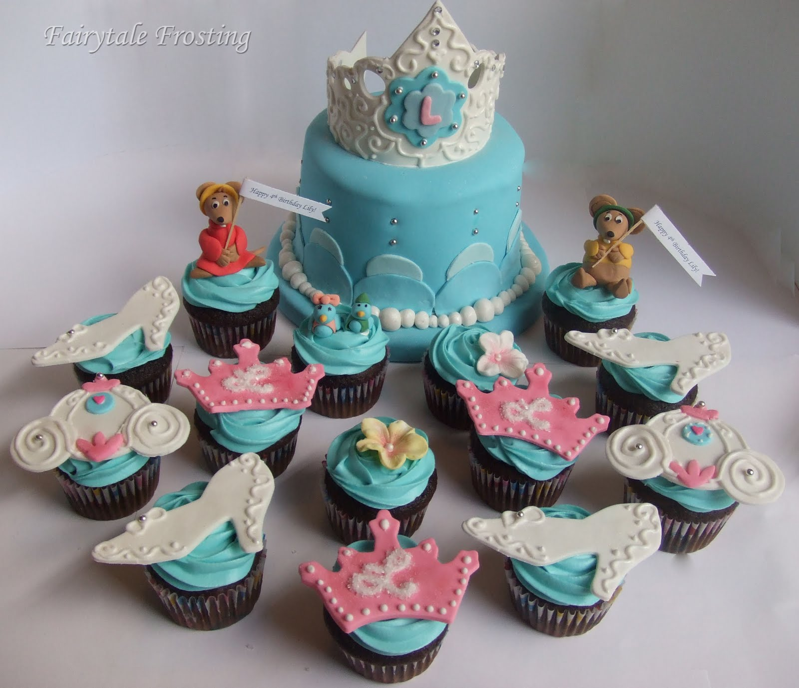 Fairytale Frosting Fit For A Princess