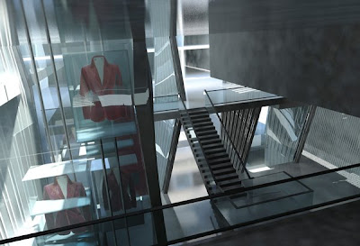 Pratt Architecture Thesis: Synaesthesia - Professors Marc