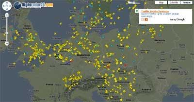 Maps Mania Awesome Google Maps Flight Tracker