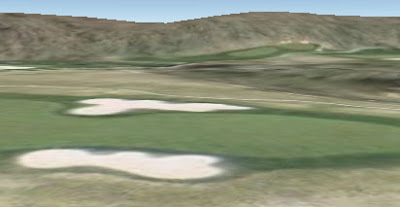 screen shot of Ryder Cup fly-through