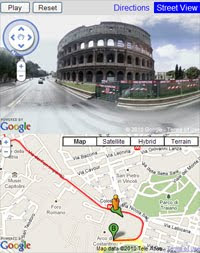 Mapping News by Mapperz TripGeo   Directions with Video Streetview