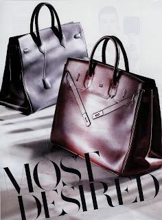 b116c009ca Designer Handbags and Muses: Hermes New Shadow Bag by Jean Paul Gaultier