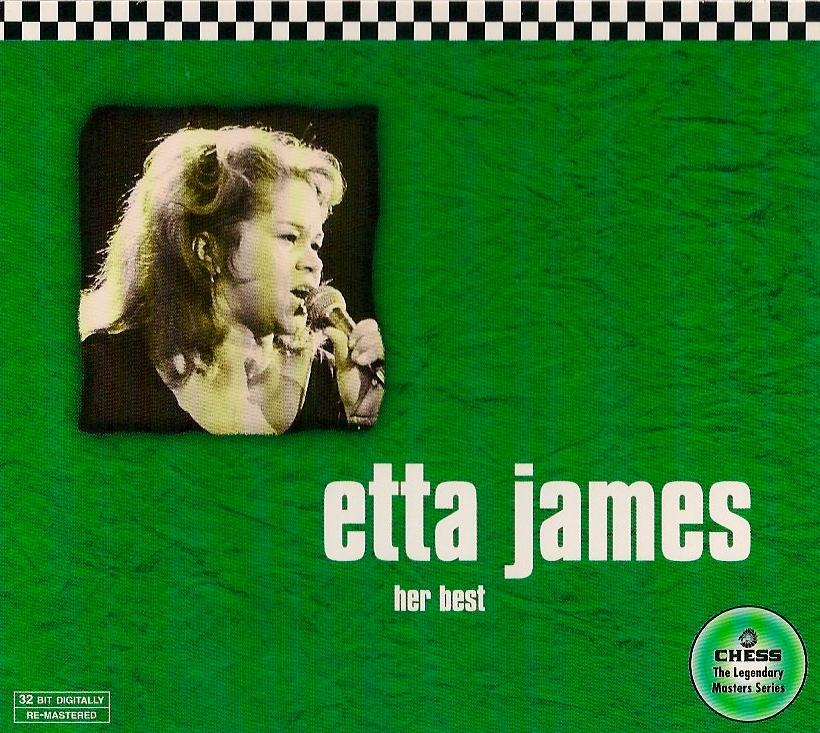 Jade Chronicles: Etta James: Her Best (1997