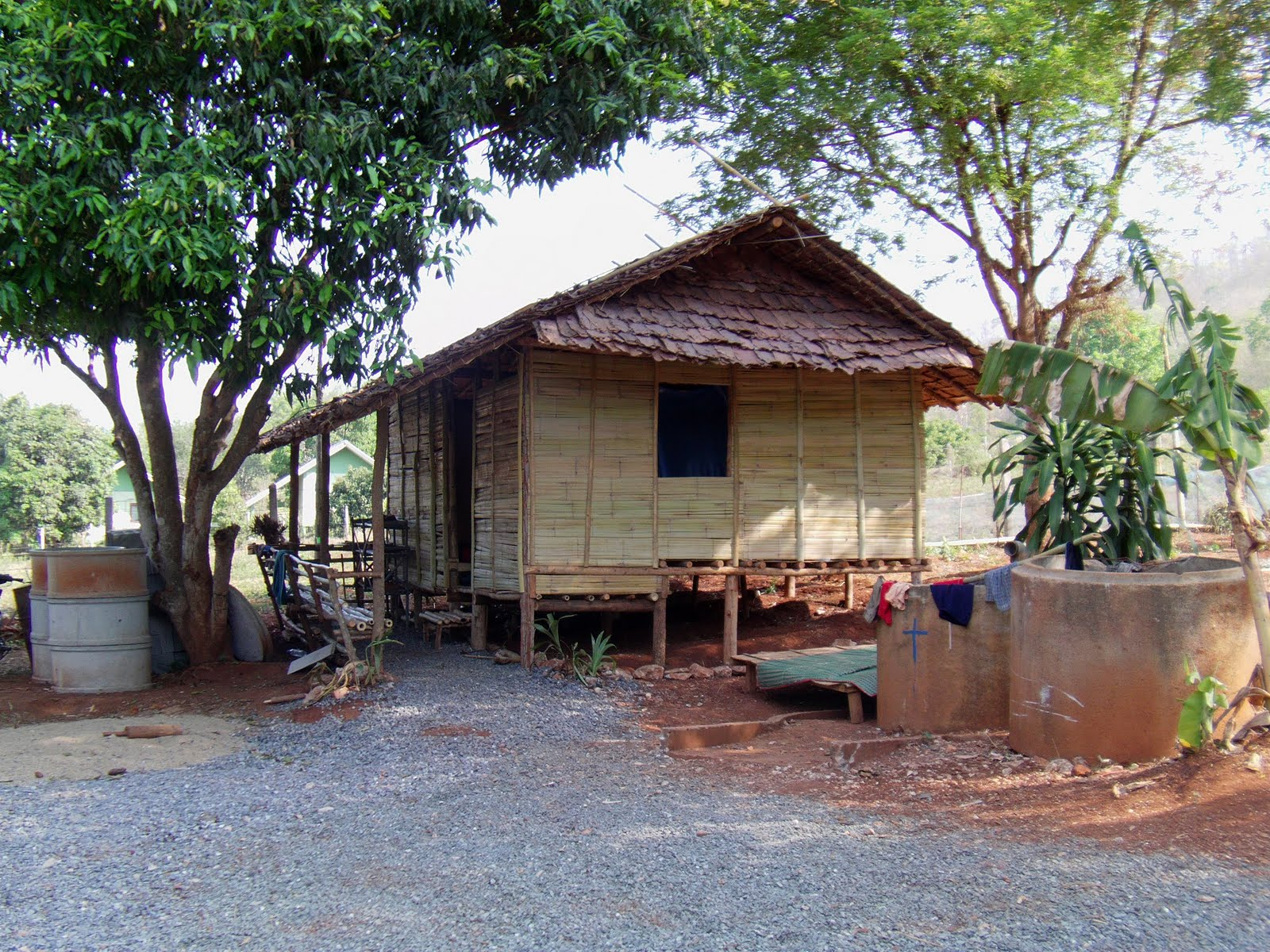 Highview To Thailand The Boy S Bamboo Hut
