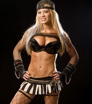 Wwe diva ashley massaro nude