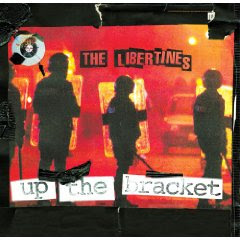 The Libertines - Up The Bracket (album cover)