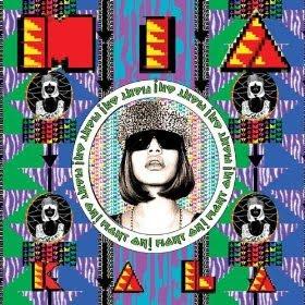 M.I.A - Kala (album cover)