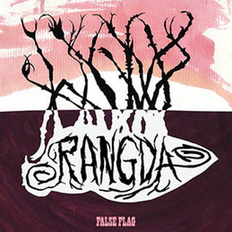 Rangda - False Flag (album artwork)