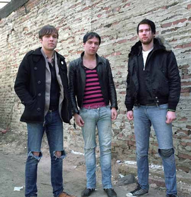 The Cribs (old lineup)
