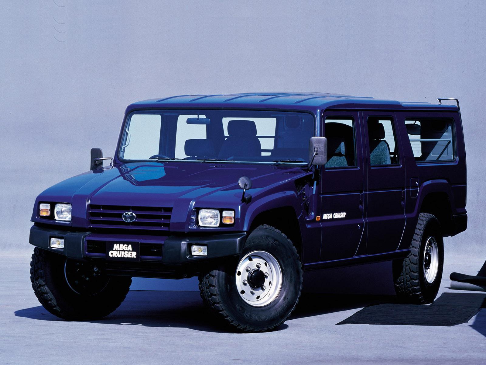 Technically Jurisprudence Diesel SUV s The Toyota Mega Cruiser