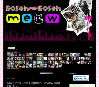 blog meaw